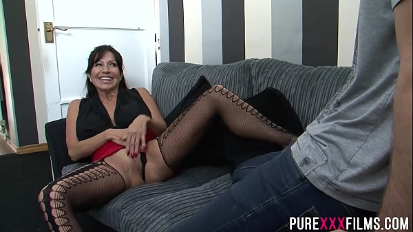New sister invites brother to fuck
